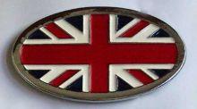 British Flag Belt Buckle