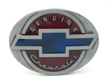 Chevrolet Genuine Coloured Belt Buckle