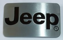 Jeep Script Belt buckle