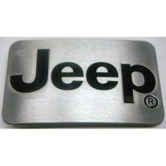 Jeep Belt Buckle