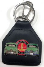 FJ/FX  Genuine Leather Keyring/Fob