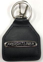 Freightliner Genuine Leather Keyring/Fob