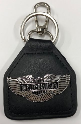American Muscle Silver Eagle Wings Keyring/Fob