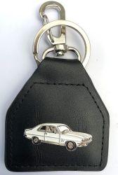 LC/LJ GMH Holden Torana Genuine Leather Keyring/Fob