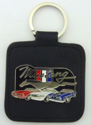 Ford Mustangs X 3 Keyring