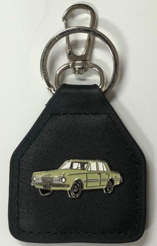 Valiant AP Genuine Leather Keyring/fob