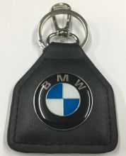 BMW Leather Keyfob/ring