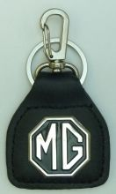 MG Keyring Black