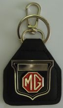 MG Grill Year Keyring