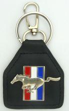 Ford Mustang Tri-Bar Keyring