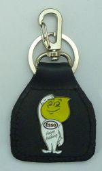 Esso Oil Drop Man Keyring