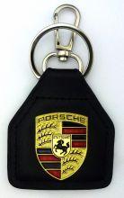 Porsche Shield Keyfob Keyring
