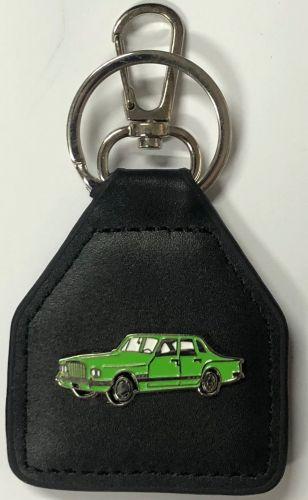 Valiant S Series genuine Leather Keyring/fob