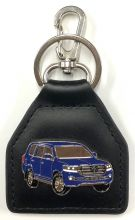 Landcruiser 200 Series Genuine Leather Keyring/Fob
