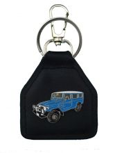 Landcruiser FJ78-HJ78 LBW Troop Carrier Keyring