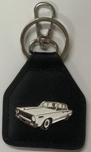 Valiant VC Genuine leather Keyring/Fob