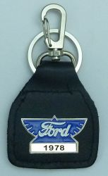 Ford Year Keyring