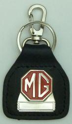 MG Year Keyring