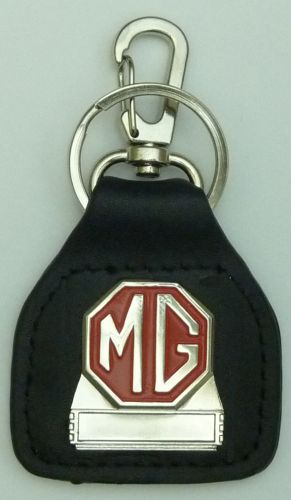 MG Year Keyring