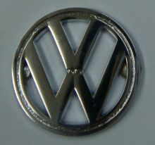 VW Logo  Lapel Pin / Badge