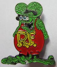 Ratfink Badge