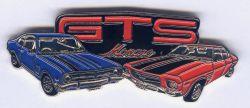 Holden Monaro GTS Duo  2 colour Option