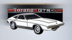 Torana GTR-X Badge