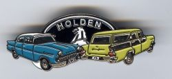 FB/EK Holden Badge