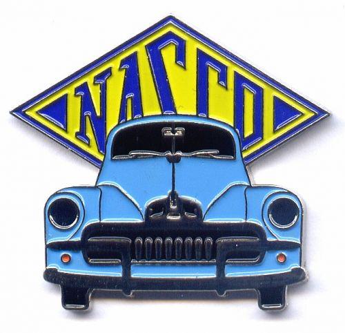 Holden FJ Nasco Badge
