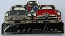 Ford Single & Twin Spinner Badge