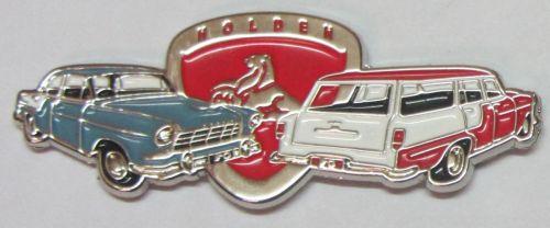 FE & FC Holden Duo Badge