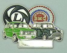 Mini Year Pins