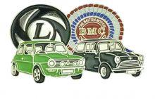 Leyland BMC Badge