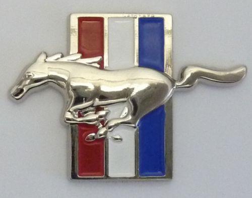 Ford Mustang Quarter Panel Badge