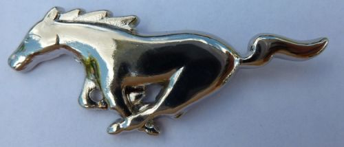Ford Mustang Pony Badge