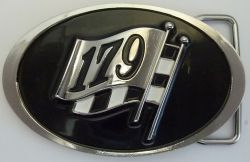 179 Holden Belt Buckle