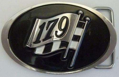 179 Holden Belt Buckle