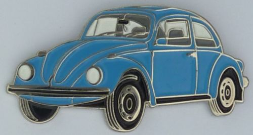 VW Beetle Late Model  Lapel Pin / Badge