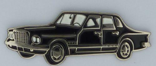 S Series Valiant  Lapel Pin / Badge