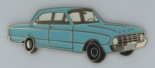 XL 1961 Ford Badge