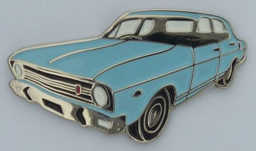 XR Ford Falcon Badge