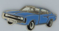 Charger Valiant Chrysler  Lapel Pin / Badge