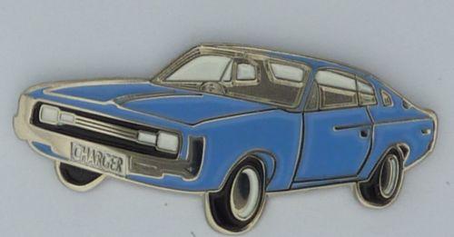 Charger Valiant Chrysler  Lapel Pin / Badge