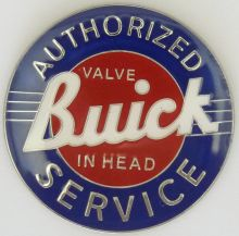 Buick Authorized Service Badge/Lapel Pin