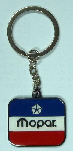 Mopar 3 color Keychain