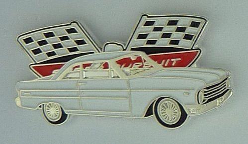 Ford Falcon Pursuit Badge