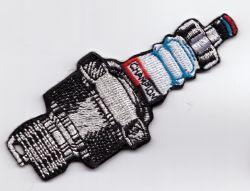 Champion Spark Plug Patch