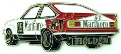 Holden Torana Brock Rear View Lapel Pin/Badge Sml