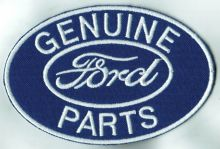 Ford Genuine Parts Oval Patch