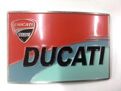 Ducati Belt Buckle